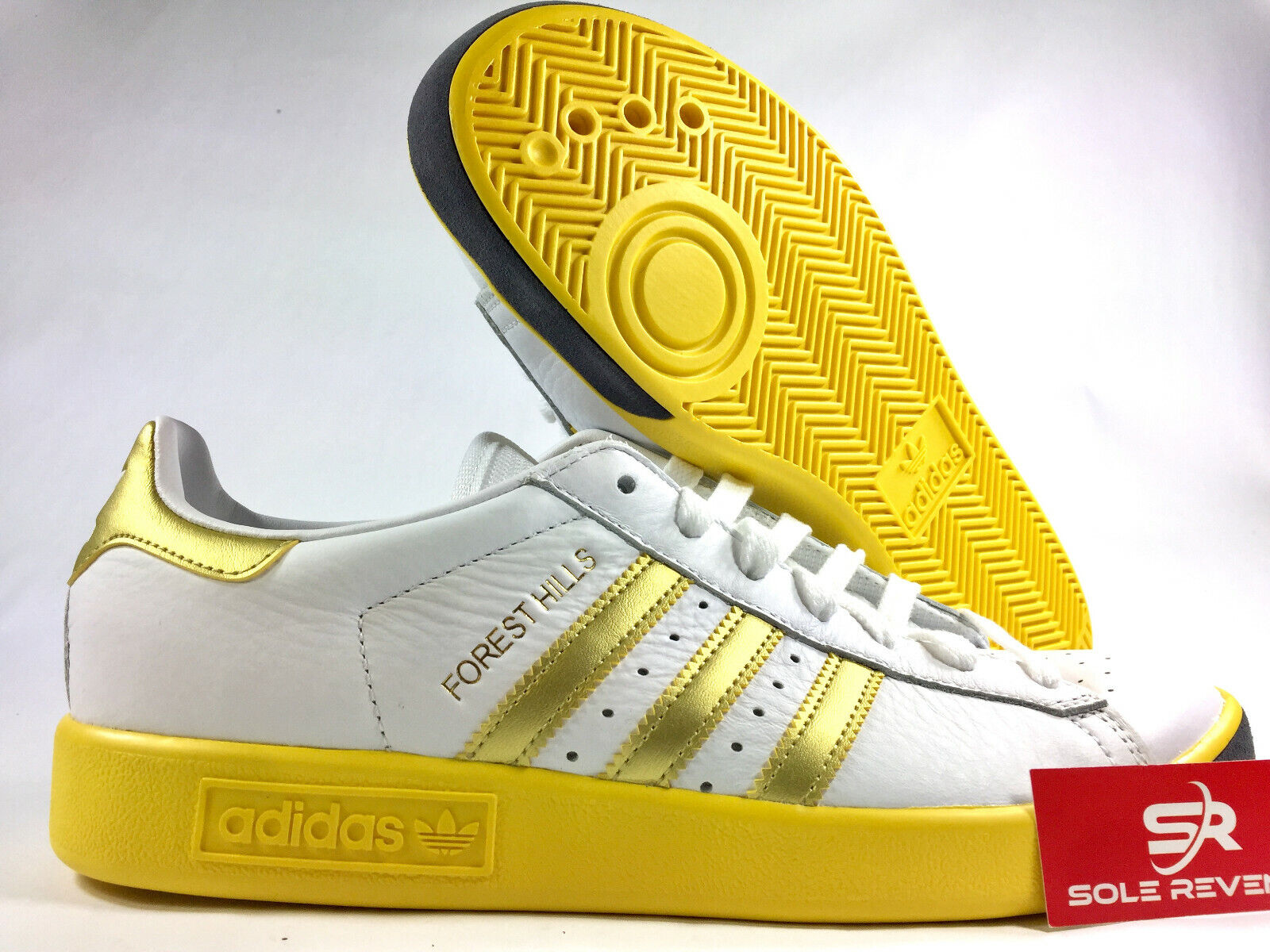 adidas Forest Hills SNEAKERS White