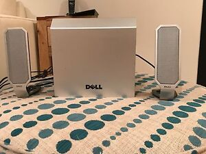 Dell A525 speakers with Subwoofer Avoca Beach Gosford Area Preview