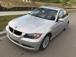 2006 BMW 325xi (Low KM's and AWD)