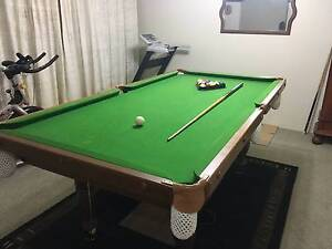 Slate Pool Table MUST SELL Bassendean Bassendean Area Preview