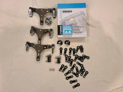 Sonor T.A.R Tom Mounts 3 And Misc Sonor Parts - $20.00