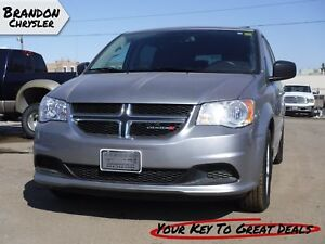 2015 Dodge Grand Caravan SE ~ Rear DVD Player, Rear View Camera!