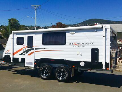 Popular 2011 Jayco Sterling Caravan For Sale In Moonah TAS  2011 Jayco