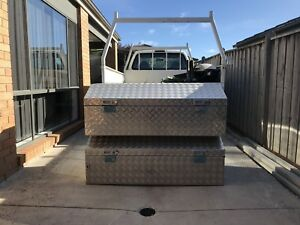 TOOL BOXES Aluminium checkerplate