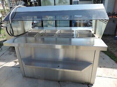 Commercial Hot Food Buffet Serving Buffet Banquet- Serving Cart