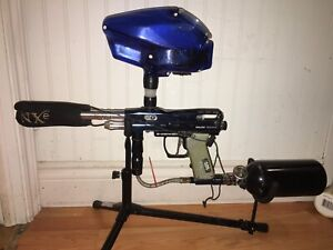 Spyder Imagine Auto Paintball gun