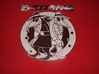 New Spy vs Spy Funny Magazine Comics Men/'s Black T-Shirt Size S M L XL 2XL 3XL