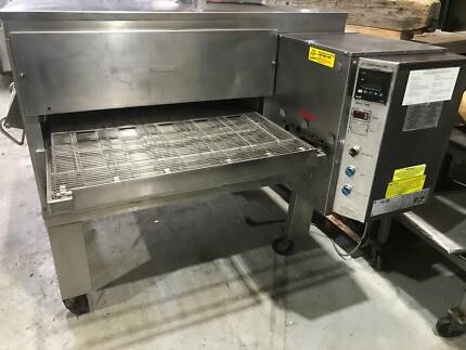 Pizza Oven: Brand - Middleby Marshall, Model - PS200
