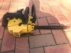 McCulloch Power Mac 320 6000 21P Chainsaw Rowville Knox Area Preview