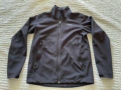 Patagonia Men's Adze Jacket Black Small