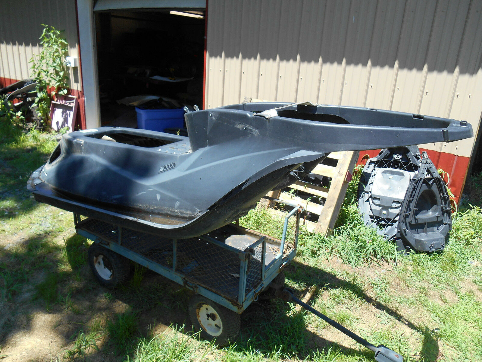 Sea Doo GTX IS RXT IS Upper Deck Assy hull floating gtxis rxtis 215 260 255