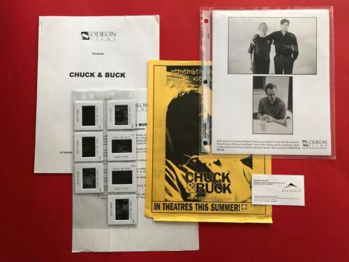 Chuck & Buck (2000) Original Promotional Movie Media Press Kit Photos & Slides