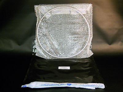 Ge Healthcare Axichrom 450 Mm Polyethylene Piston Scraper Seal Uhmwpe