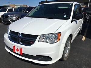 2014 Dodge Grand Caravan ***SXT***QUAD SEATS***REAR AIR***