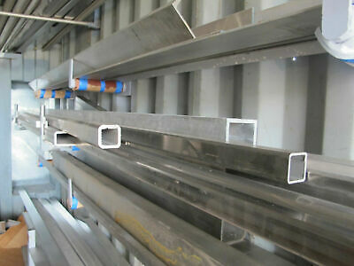 304 Stainless Steel Square Tube 2 X 2 X .250 X 108 Length