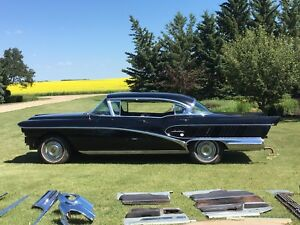 Rare 1958 Buick Limited - REDUCED TO SELL