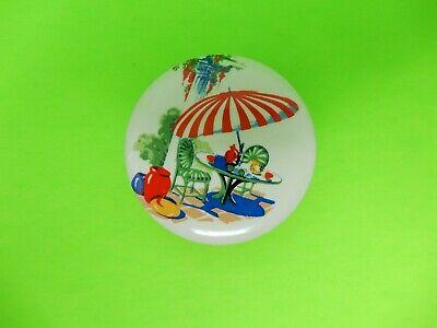 Fiestaware Sunporch Fiesta Homer Laughlin Le Of 500 Refrigerator Magnet