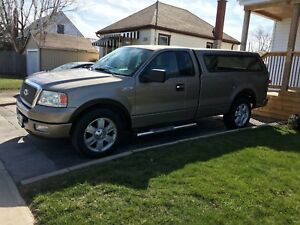 04 F-150  FOR SALE WITH LOW KILOMETRES