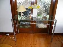 GLASS SIDE TABLE LOUNGE,BOOK CASE,TV CABINET,DINING TABLE Hurstville Hurstville Area Preview