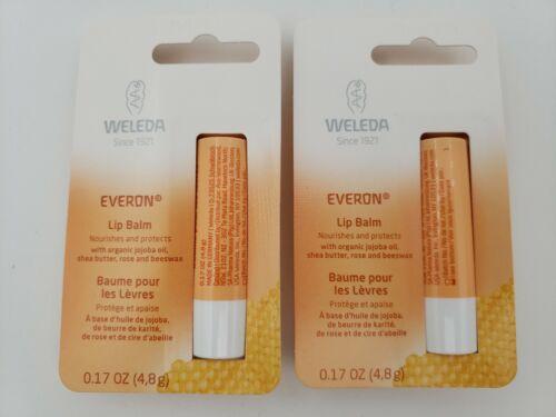 Weleda: Everon Lip Balm, 0.17 oz