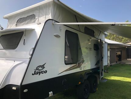 2016 Jayco Journey Outback PopTop Caravan 17.55.8 Glen Eden Gladstone City Preview