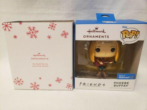 Hallmark 2021 Funko Pop Friends Phoebe Buffay Walmart Exclusive Ornament - New