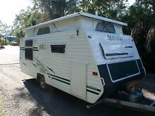 2004 Majestic gold tourer large fridge,shower/toilet a/c , awning Capalaba Brisbane South East Preview