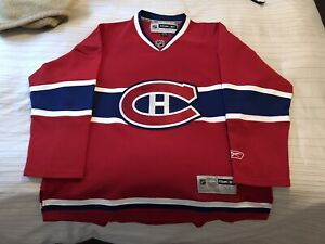 Montreal Canadiens Jersey signed by Carey Price and Travis Moen
