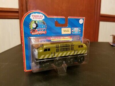 Thomas and Friends Diesel 10 car - Real Wooden Railway - Age 2+