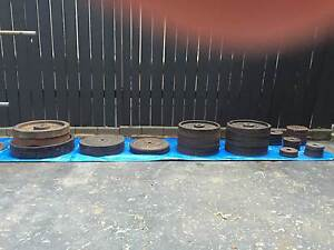 Gym Free Weights Set Old Toongabbie Parramatta Area Preview