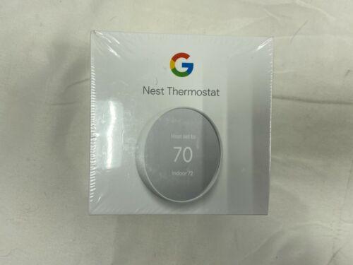 Google Nest Smart Thermostat White (G4CVZ)