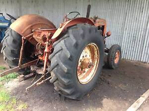 nuffield 460 tractor Stanthorpe Southern Downs Preview