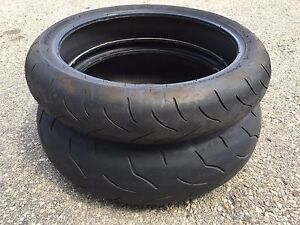 Used Motorcycle Tires 180/120 ★ CLEARANCE SALE ★ R6 CBR 705-FRS