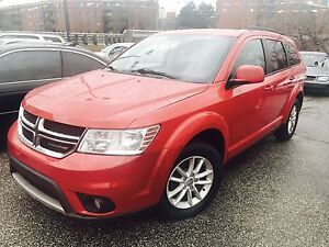 2013 DODGE JOURNEY SXT! 4CYLINDER! SAFETY AND ETEST INCLUDED!