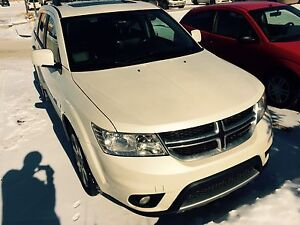 2013 Dodge Journey rt loaded with command start