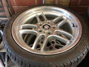 "BMW M-Parrarel 18"" wheels staggered set bbs borbet Adelaide CBD Adelaide City Preview"