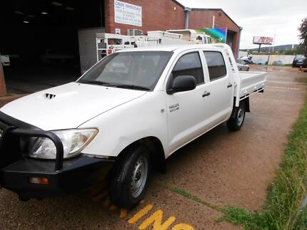2010 Toyota Hilux Ute Midvale Mundaring Area Preview