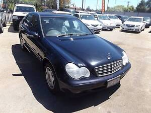 2003 MERCEDES-BENZ C180 (AUTO) LOW KMS ! $4990 Carlisle Victoria Park Area Preview