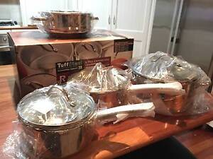 Copper Capsule Based Pots 25 year guarantee Dural Hornsby Area Preview