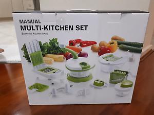 Brand New Multi Kitchen Set Bassendean Bassendean Area Preview