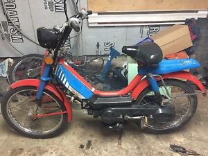 Honda pa 50