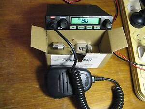 UHF CB Radio 80CH for your holiday /work /travel needs South Fremantle Fremantle Area Preview