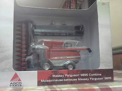 NEW 1/64 AGCO Massey Ferguson 9895 combine