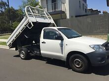 Toyota hilux tipper Cecil Hills Liverpool Area Preview