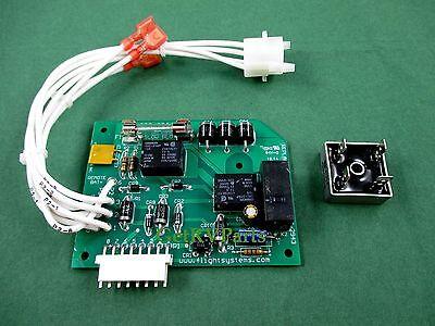 Onan Aftermarket 300-2784 Generator Circuit Board By Flight Systems Generator Circuit Board