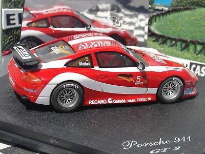 PROSLOT PORSCHE 911 GT3 SUPERCUP #5  PS 1015  1:32 SLOT NEW OLD STOCK BOXEDSLOT