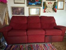 GREAT BIG OLD COMFY RECLINER COUCH !! Woollahra Eastern Suburbs Preview