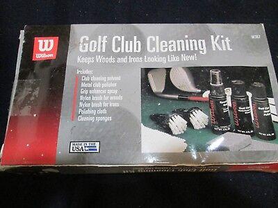 Wilson Golf Club Cleaning Kit