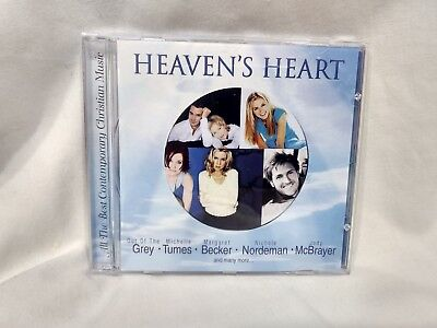 Heaven's Heart The Best Of Contemporary Christian Music 2004              (Best Contemporary Christian Music)