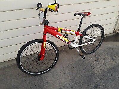 NOS BMX DYNO Racing Bike NUMBER PLATE Fits Children Or Adult Redline Hutch Gt
